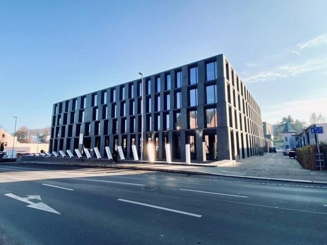 Neubau Medien- und Sozialzentrum Hochschule Mittweida