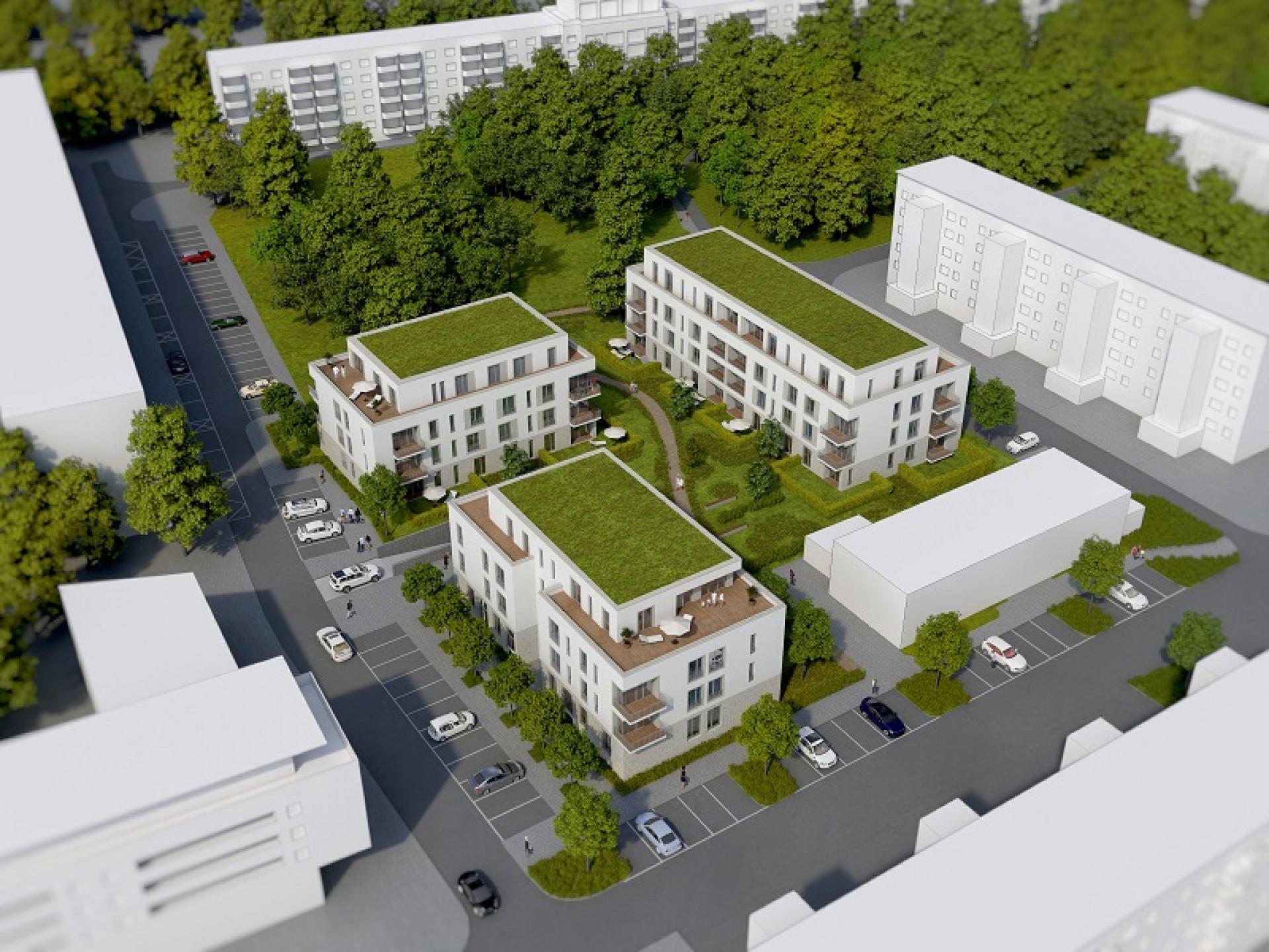 Neubau Wohngebäude Ludwigsfelde