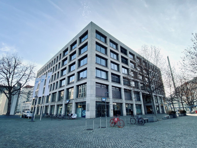Wilsdruffer Kubus - SAP-Zentrale