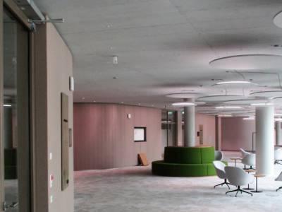 decon - Immobilienmanagement - Nutzungsbeginn für den Neubau der SAB in Leipzig
